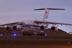 羽田空港 - Tokyo International Airport [HND/RJTT]で撮影されたヴォルガ・ドニエプル航空 - Volga-Dnepr Airlines [VI/VDA]の航空機写真