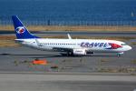 Tomo-Papaさんが、羽田空港で撮影したトラベル・サービス 737-86Nの航空フォト(写真)
