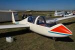 kanadeさんが、関宿滑空場で撮影したアサヒソアリングクラブ G103A Twin II Acroの航空フォト(写真)