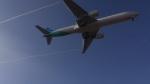 ウッディさんが、成田国際空港で撮影したガルーダ・インドネシア航空 777-3U3/ERの航空フォト(飛行機 写真・画像)