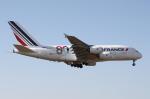 SKYLINEさんが、成田国際空港で撮影したエールフランス航空 A380-861の航空フォト(飛行機 写真・画像)