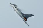 santaさんが、フェアフォード空軍基地で撮影したフランス空軍 Rafale Cの航空フォト(写真)