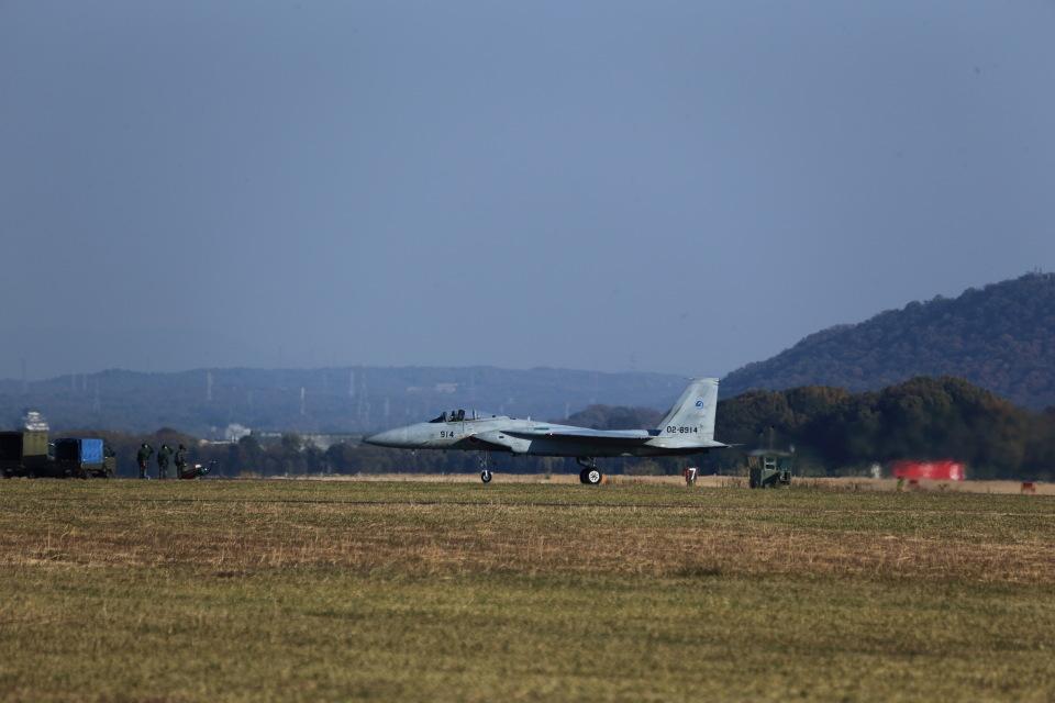 T.Sazenさんの航空自衛隊 Mitsubishi F-15J Eagle (02-8914) 航空フォト