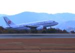 ふじいあきらさんが、広島空港で撮影した恆大地產 A319-133CJの航空フォト(飛行機 写真・画像)