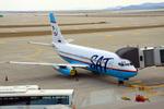 kingmengraiさんが、仁川国際空港で撮影したサハリン航空 737-2J8/Advの航空フォト(写真)