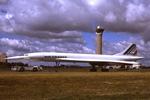 WING_ACEさんが、パリ シャルル・ド・ゴール国際空港で撮影したエールフランス航空 Concorde 101の航空フォト(飛行機 写真・画像)