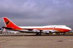 WING_ACEさんが、パリ シャルル・ド・ゴール国際空港で撮影したTAAGアンゴラ航空 747-312の航空フォト(写真)