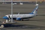 羽田空港 - Tokyo International Airport [HND/RJTT]で撮影されたアメリカ空軍 - United States Air Forceの航空機写真