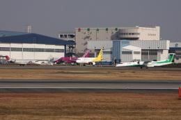 WING_ACEさんが、伊丹空港で撮影したバニラエア A320-216の航空フォト(飛行機 写真・画像)