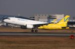 WING_ACEさんが、伊丹空港で撮影したバニラエア A320-216の航空フォト(写真)