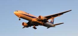 Cimarronさんが、ロサンゼルス国際空港で撮影した全日空 777-281/ERの航空フォト(飛行機 写真・画像)