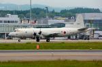 Dojalanaさんが、函館空港で撮影した海上自衛隊 P-3Cの航空フォト(写真)