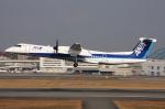 WING_ACEさんが、伊丹空港で撮影したANAウイングス DHC-8-402Q Dash 8の航空フォト(写真)