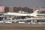WING_ACEさんが、伊丹空港で撮影した国土交通省 航空局 BD-700-1A10 Global Expressの航空フォト(写真)