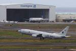 そばぬこさんが、ダニエル・K・イノウエ国際空港で撮影したアメリカ海軍 P-8A (737-8FV)の航空フォト(写真)