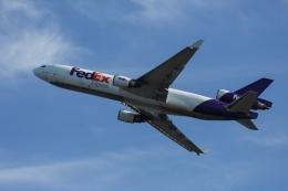 luneskyさんが、関西国際空港で撮影したフェデックス・エクスプレス MD-11Fの航空フォト(飛行機 写真・画像)