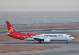 くわなりんさんが、中部国際空港で撮影した深圳航空 737-87Lの航空フォト(飛行機 写真・画像)