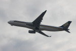 uhfxさんが、関西国際空港で撮影したシンガポール航空 A330-343Xの航空フォト(飛行機 写真・画像)