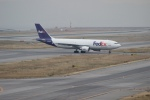uhfxさんが、関西国際空港で撮影したフェデックス・エクスプレス A300F4-605Rの航空フォト(飛行機 写真・画像)