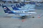 Dekatyouさんが、ジェネラル・エドワード・ローレンス・ローガン国際空港で撮影したナンタケット・エアラインズ 402Cの航空フォト(写真)