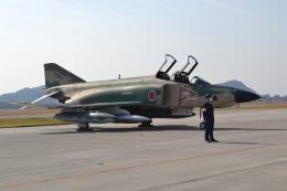 お-そ松さんが、岐阜基地で撮影した航空自衛隊 RF-4E Phantom IIの航空フォト(飛行機 写真・画像)