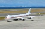 くわなりんさんが、中部国際空港で撮影したドイツ空軍 A340-313Xの航空フォト(飛行機 写真・画像)