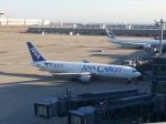 そばぬこさんが、羽田空港で撮影した全日空 767-381/ER(BCF)の航空フォト(写真)