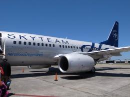 アルゼンチン航空 Boeing 737-700 (LV-BZA)  航空フォト | by NATAさん  撮影2013年11月29日%s