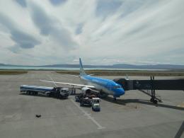 NATAさんが、コマンダンテ・アルマンド・トーラ国際空港で撮影したアルゼンチン航空 737-7Q8の航空フォト(飛行機 写真・画像)