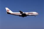 sin747さんが、成田国際空港で撮影した日本航空 747-246F/SCDの航空フォト(飛行機 写真・画像)