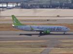 暖房さんが、羽田空港で撮影したソラシド エア 737-86Nの航空フォト(写真)