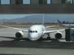 katsuakiさんが、アルトゥーロ・メリノ・ベニテス国際空港で撮影したラン航空 787-8 Dreamlinerの航空フォト(写真)