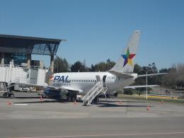 katsuakiさんが、カリエル・スール国際空港で撮影したPAL航空 737-2K9/Advの航空フォト(飛行機 写真・画像)