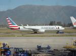 katsuakiさんが、アルトゥーロ・メリノ・ベニテス国際空港で撮影したアメリカン航空 767-323/ERの航空フォト(写真)