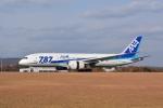Frightmenさんが、広島空港で撮影した全日空 787-8 Dreamlinerの航空フォト(飛行機 写真・画像)
