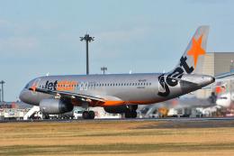 パンダさんが、成田国際空港で撮影したジェットスター A320-232の航空フォト(飛行機 写真・画像)