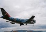 しゅあさんが、伊丹空港で撮影した日本航空 747-446Dの航空フォト(写真)