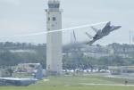 やまっちさんが、嘉手納飛行場で撮影したアメリカ空軍 F-15C-35-MC Eagleの航空フォト(写真)