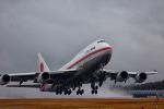 カヤノユウイチさんが、広島空港で撮影した航空自衛隊 747-47Cの航空フォト(飛行機 写真・画像)