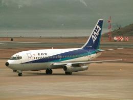 まさのりさんが、長崎空港で撮影した全日空 737-281/Advの航空フォト(飛行機 写真・画像)