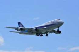 Frightmenさんが、那覇空港で撮影した全日空 747-481(D)の航空フォト(飛行機 写真・画像)