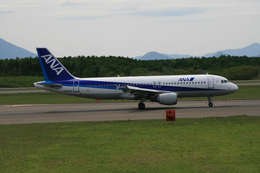 takumimiさんが、新千歳空港で撮影した全日空 A320-211の航空フォト(飛行機 写真・画像)