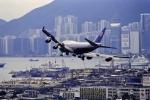 santaさんが、啓徳空港で撮影したユナイテッド航空の航空フォト(飛行機 写真・画像)