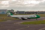 アムステルダム・スキポール国際空港 - Amsterdam Airport Schiphol [AMS/EHAM]で撮影された翡翠国際貨運航空 - Jade Cargo International [JI/JAE]の航空機写真