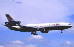 チャーリーマイクさんが、成田国際空港で撮影したカナディアン航空 DC-10-30/ERの航空フォト(飛行機 写真・画像)