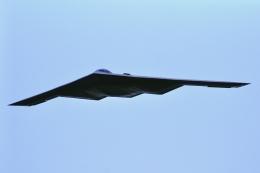 santaさんが、フェアフォード空軍基地で撮影したアメリカ空軍 B-2A Spiritの航空フォト(飛行機 写真・画像)