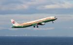 たにへいさんが、中部国際空港で撮影した中国東方航空 A321-211の航空フォト(飛行機 写真・画像)