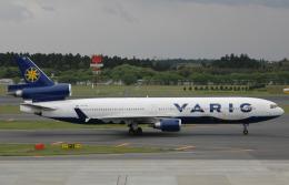 チャーリーマイクさんが、成田国際空港で撮影したヴァリグ MD-11の航空フォト(写真)
