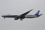 AkilaYさんが、シアトル タコマ国際空港で撮影した全日空 777-381/ERの航空フォト(写真)