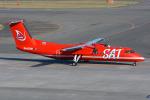Tomo-Papaさんが、新千歳空港で撮影したサハリン航空 DHC-8-315Q Dash 8の航空フォト(写真)